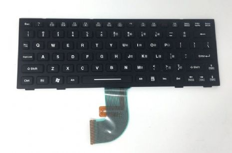 Panasonic Toughbook Rubber Backlit Keyboard for CF-18 / CF-19